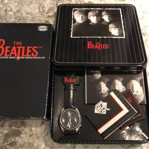 Fossil watch limited edition The Beatles